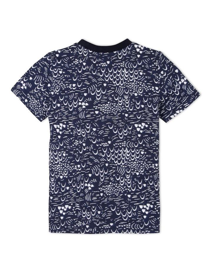 Catimini Boys Short Sleeve T-Shirt image 3