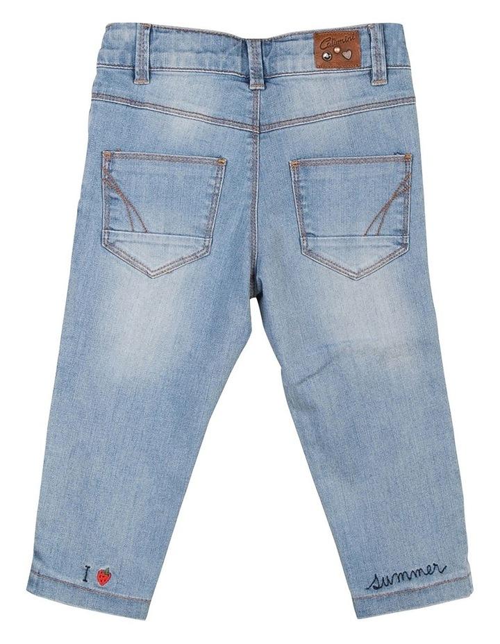 Catimini Girls Jeans image 2