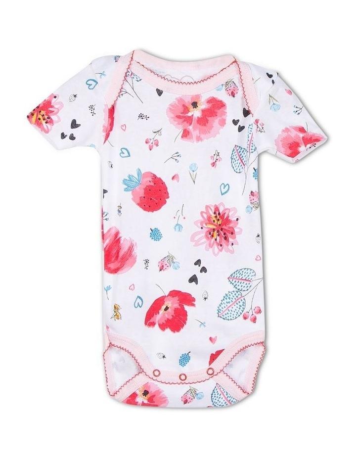 Baby Girls Bodysuit 2 Pack image 2