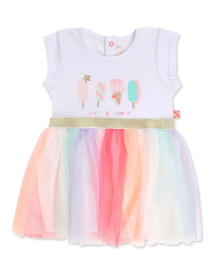 Tulle And Jersey Dress image 1