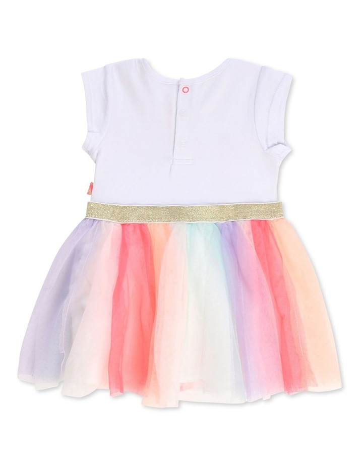Tulle And Jersey Dress image 2