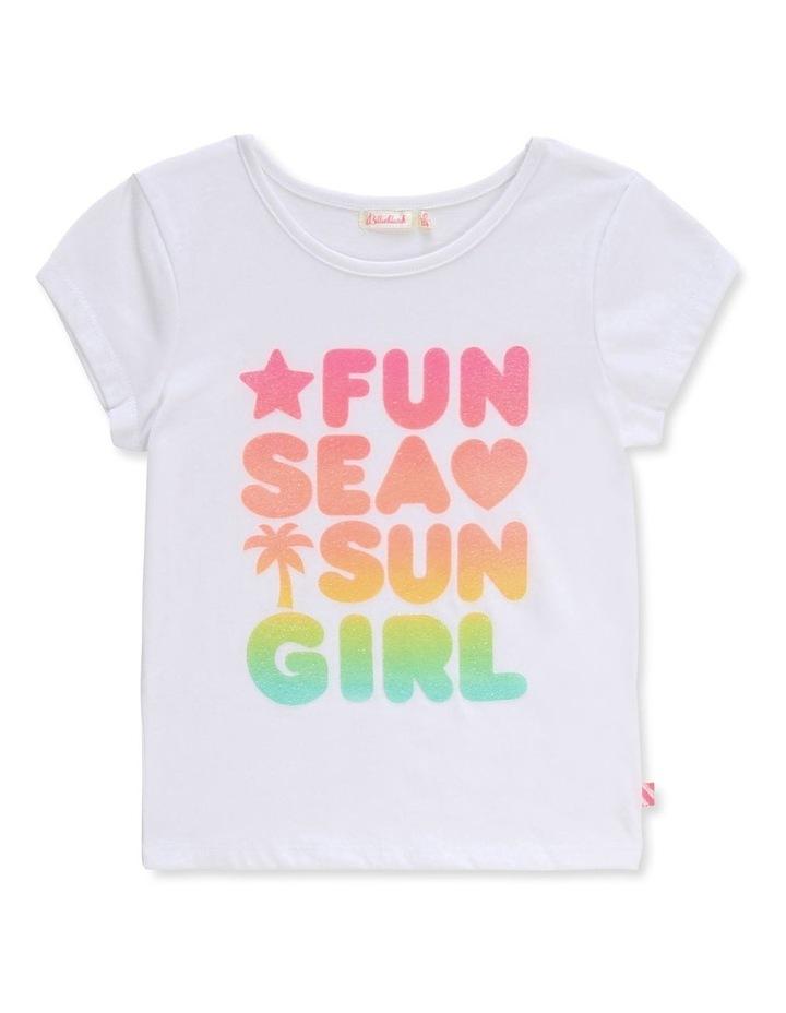 Novelty Cotton T-Shirt image 1