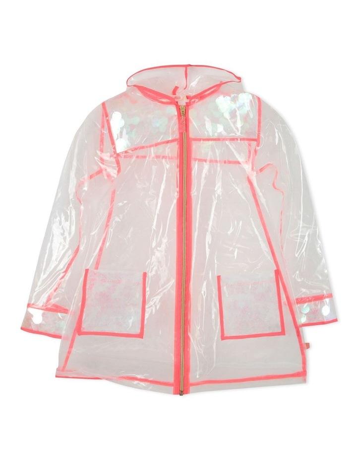 Transparent Waterproof Jacket image 1