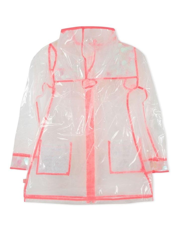 Transparent Waterproof Jacket image 2