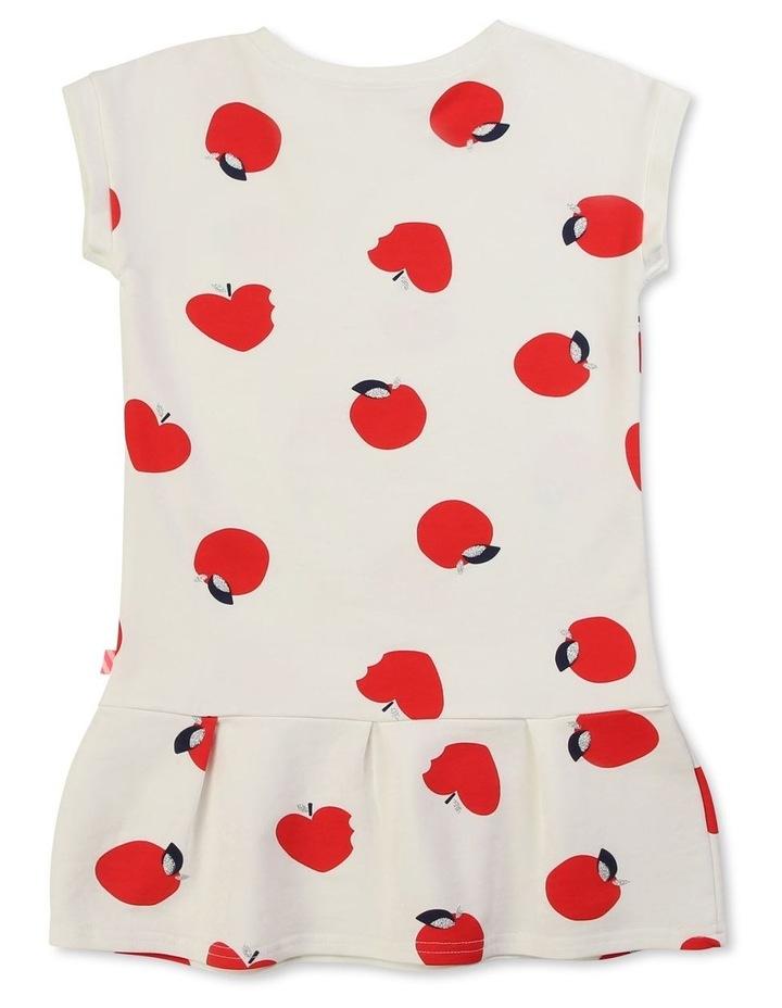 Cotton Fleece Dress image 2