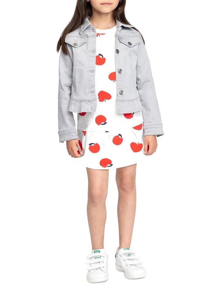 Cotton Fleece Dress image 3