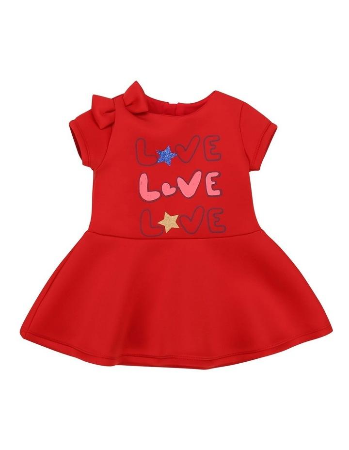 Billieblush Neoprene Dress image 1