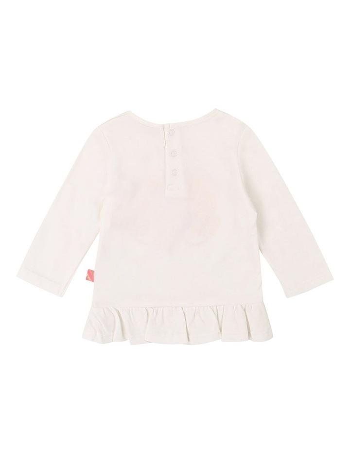 Billieblush Cotton Jersey T-shirt image 2