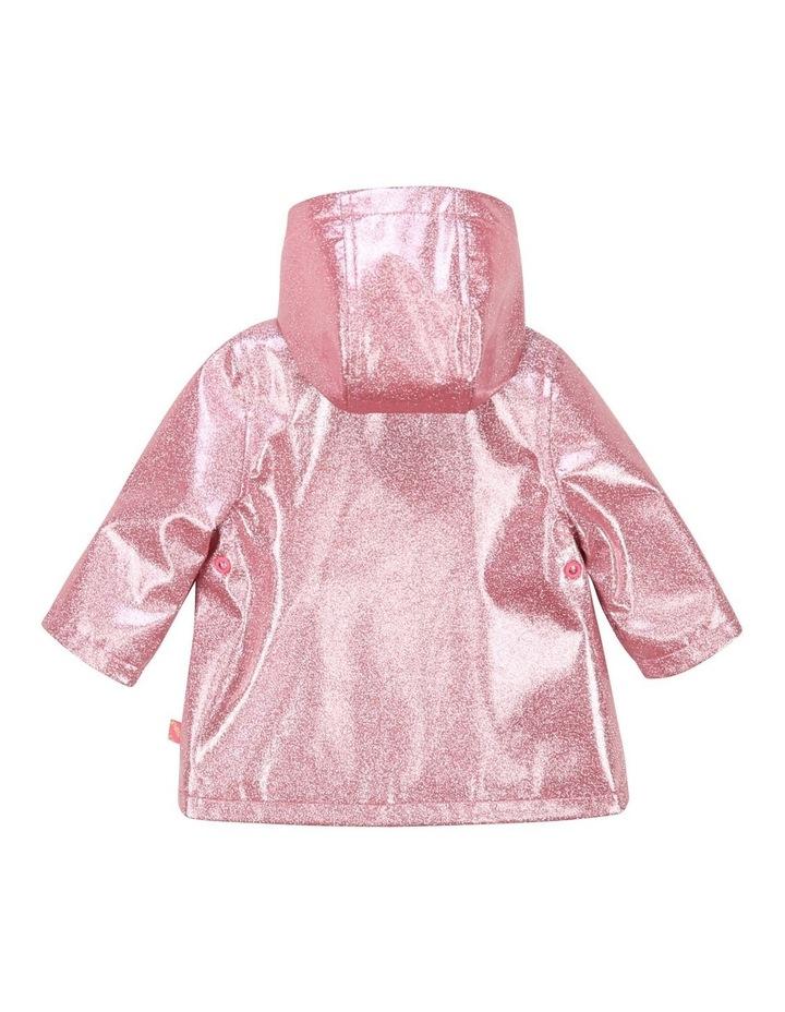 Billieblush Glittery Raincoat image 2