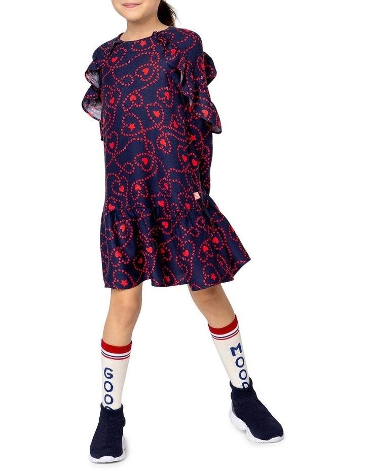 Printed Dress image 3