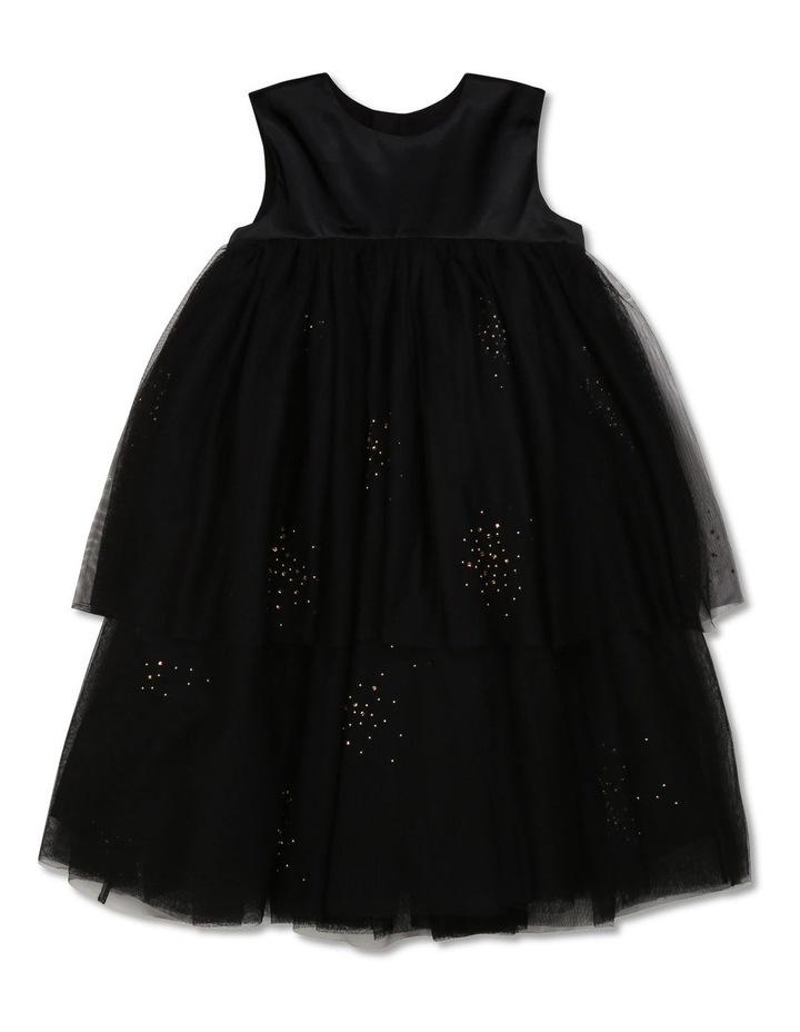 Bllieblush Iridescent Satin Dress image 1
