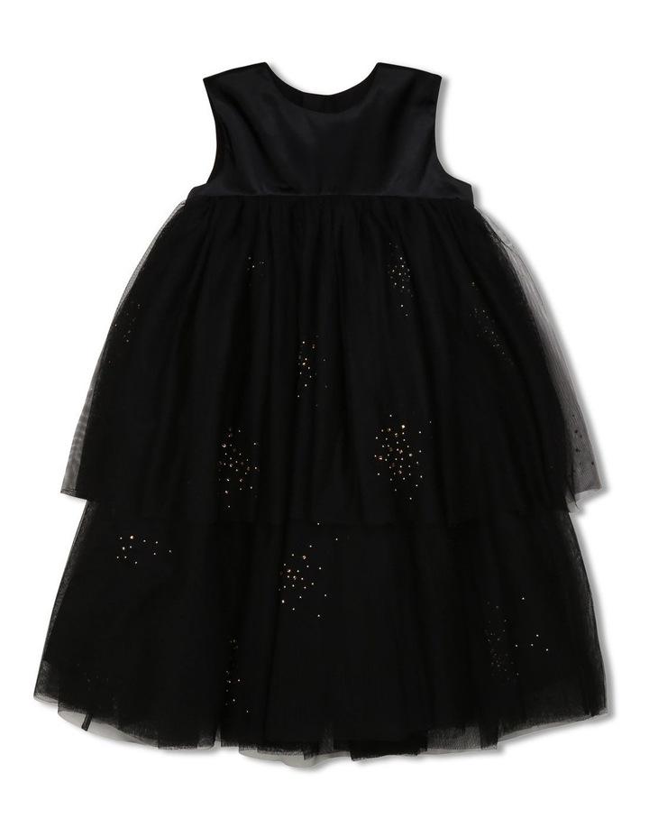 Bllieblush Iridescent Satin Dress image 2