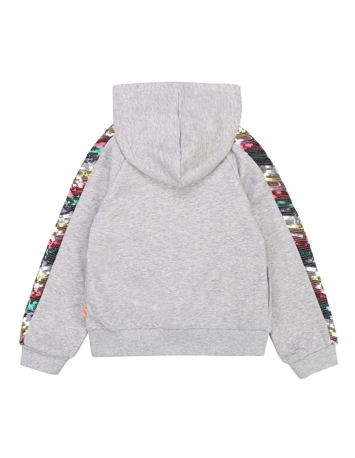Billieblush French Terry Hooded Cardigan image 2