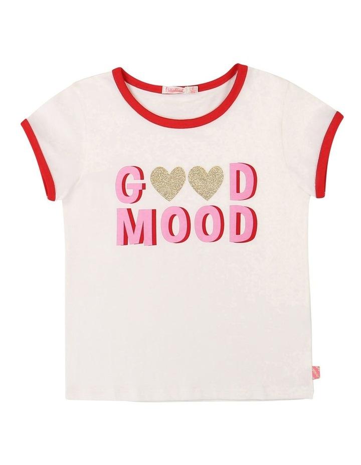 Cotton Jersey T-shirt image 1