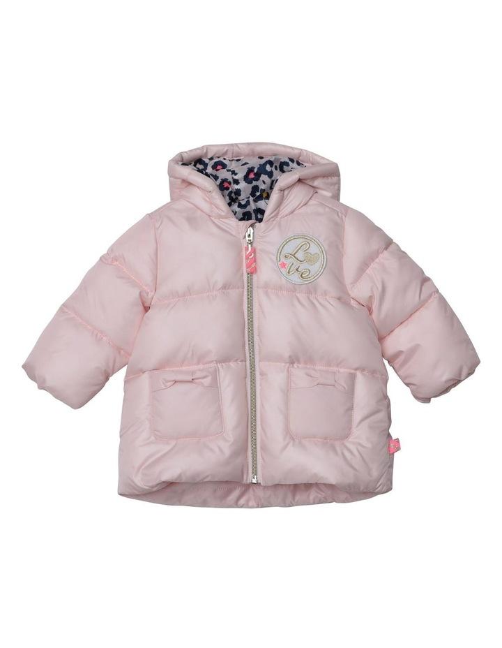 Billieblush Hooded Puffer Jacket image 1