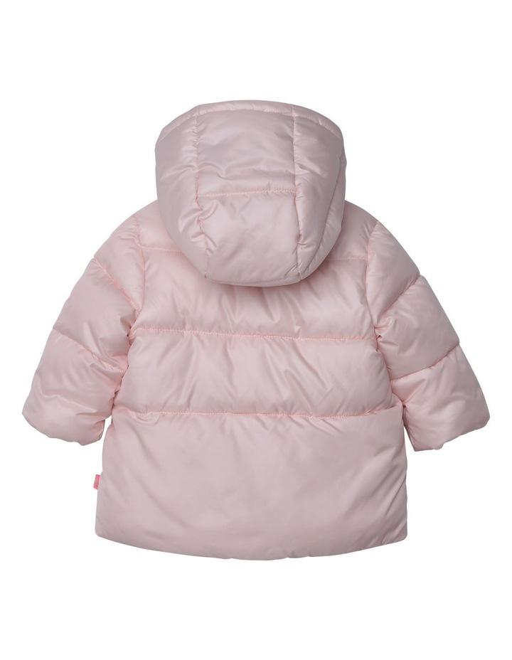 Billieblush Hooded Puffer Jacket image 2