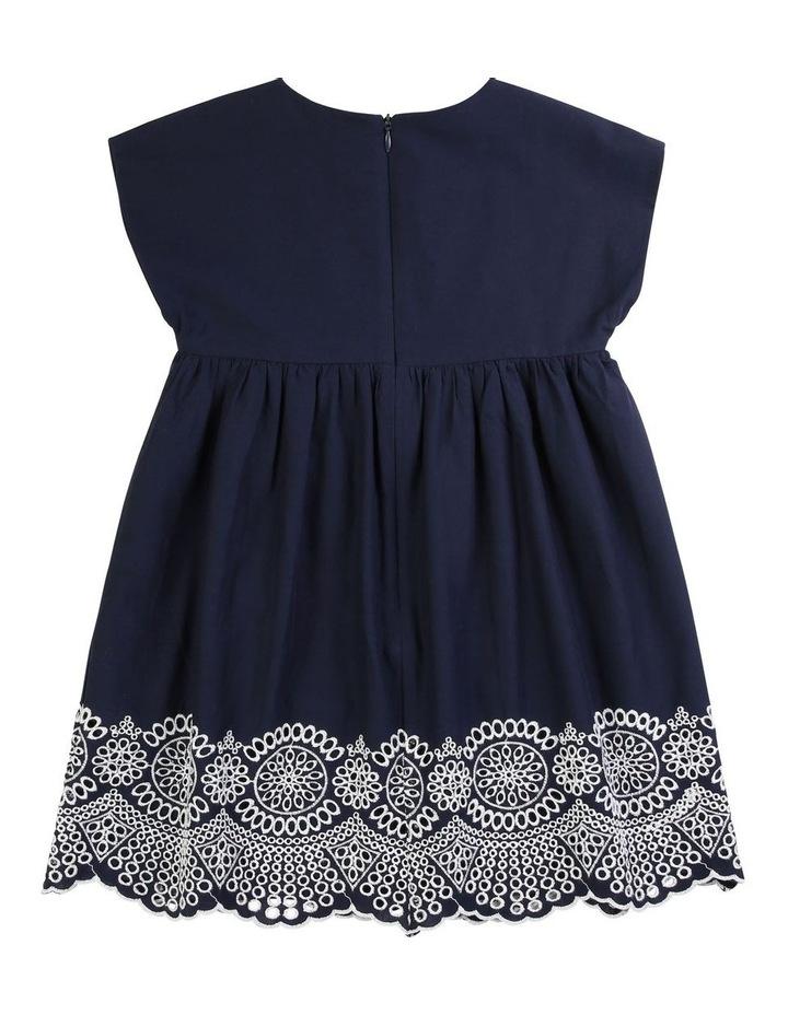 Cotton Poplin Dress image 2