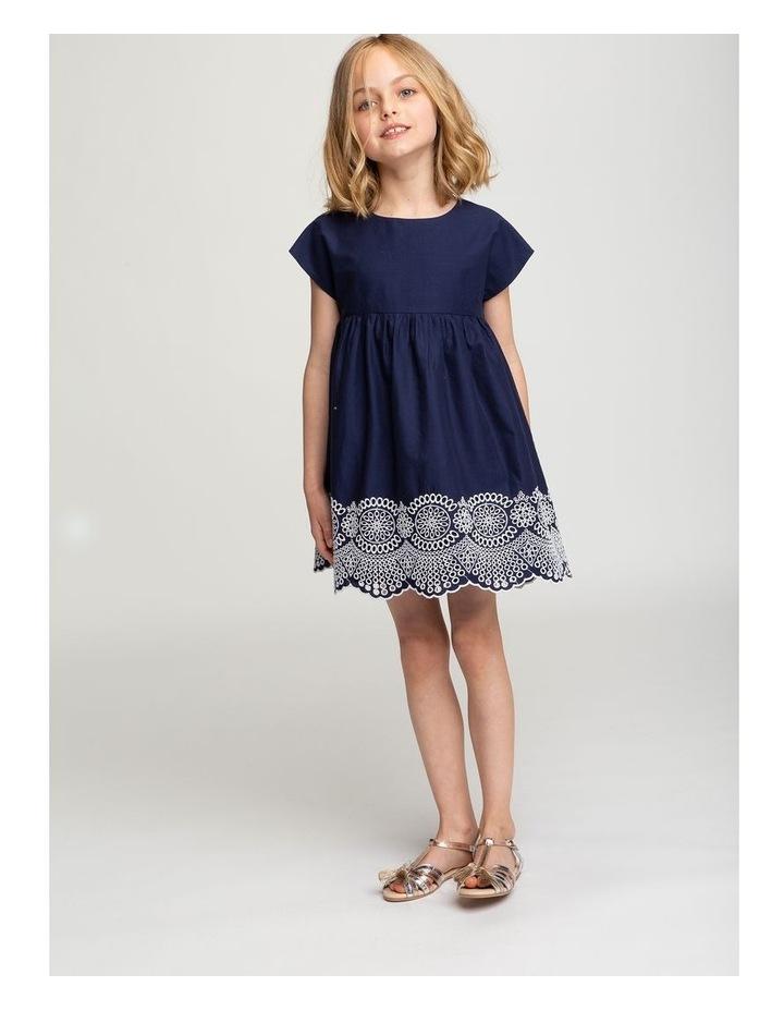 Cotton Poplin Dress image 3