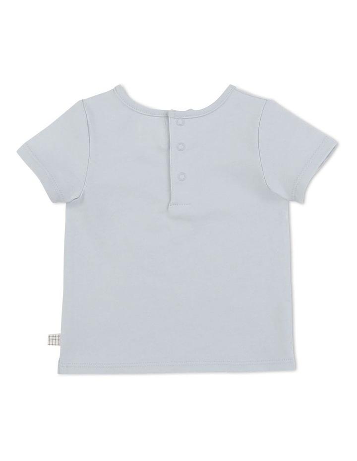Printed Cotton T-Shirt image 2