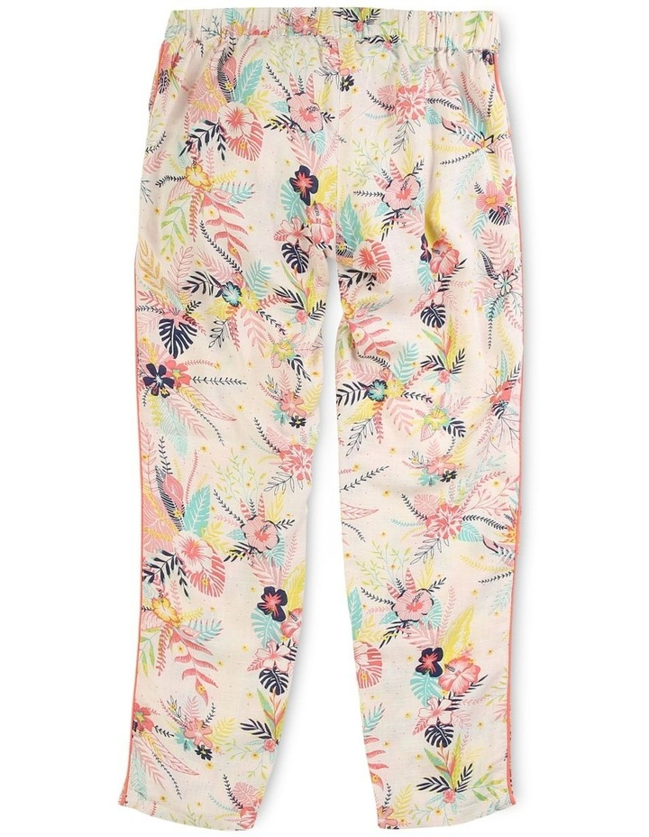 Flowing Printed Trousers image 2