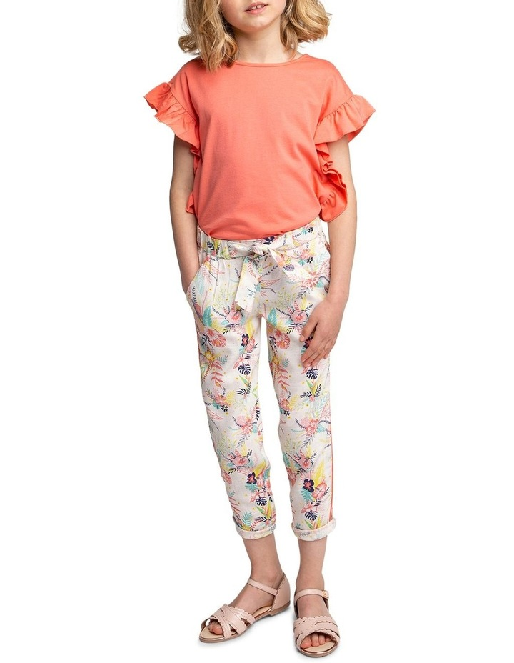 Flowing Printed Trousers image 3