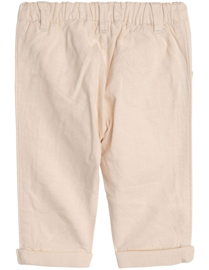Woven Cotton Trousers image 2