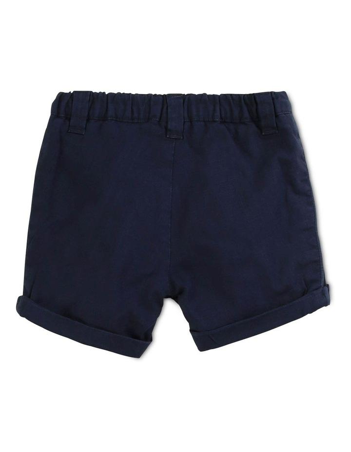 Woven Cotton Shorts image 2