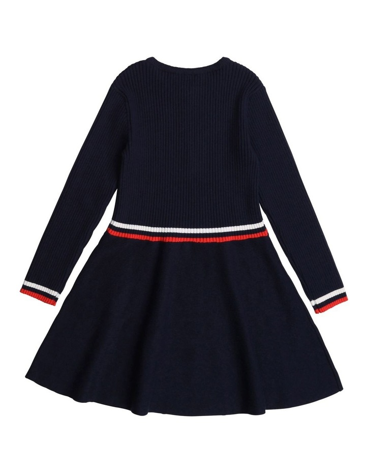 Wool Knitted Dress image 2