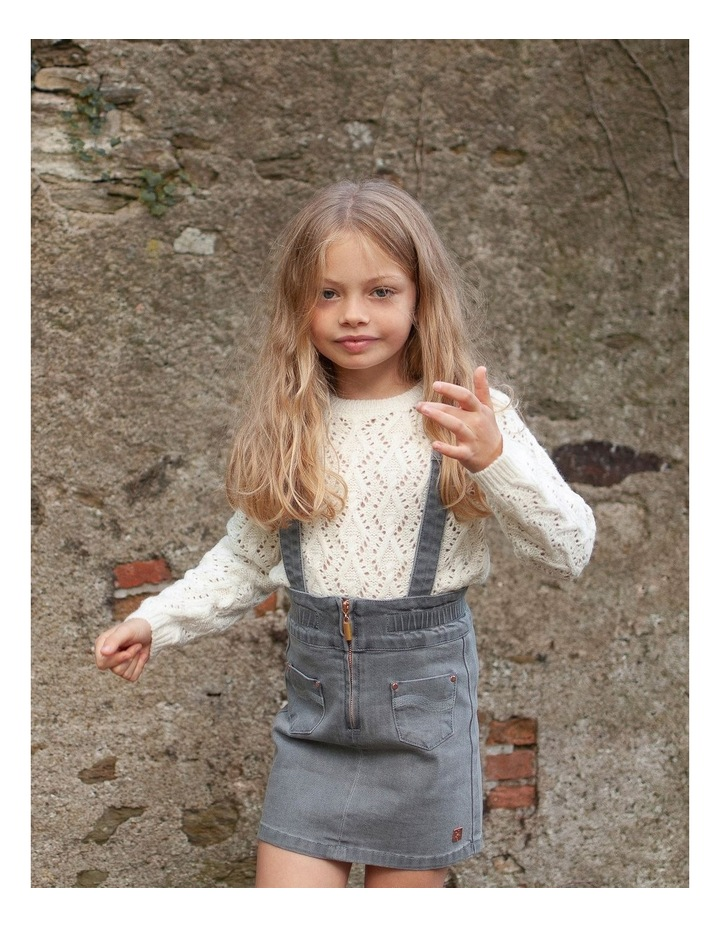 Fancy Knitted Jumper image 3