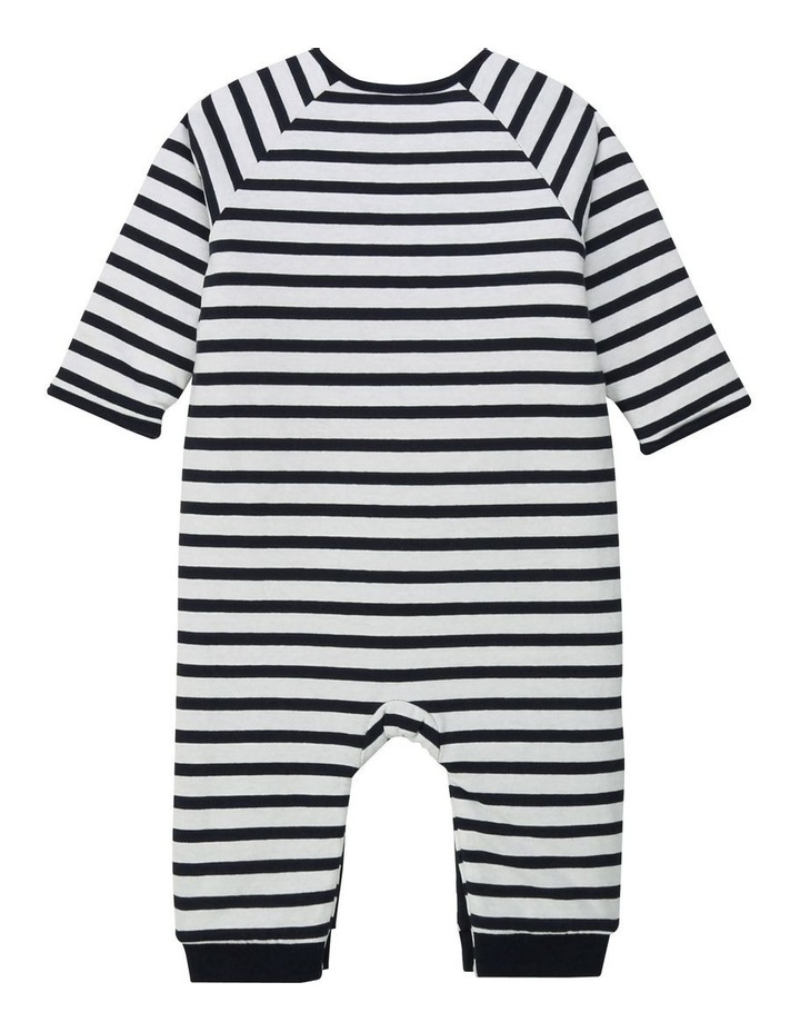 Carrement Beau Cotton Jersey Overalls image 2