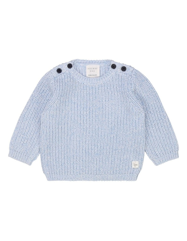 Carrement Beau Knitted Jumper image 1