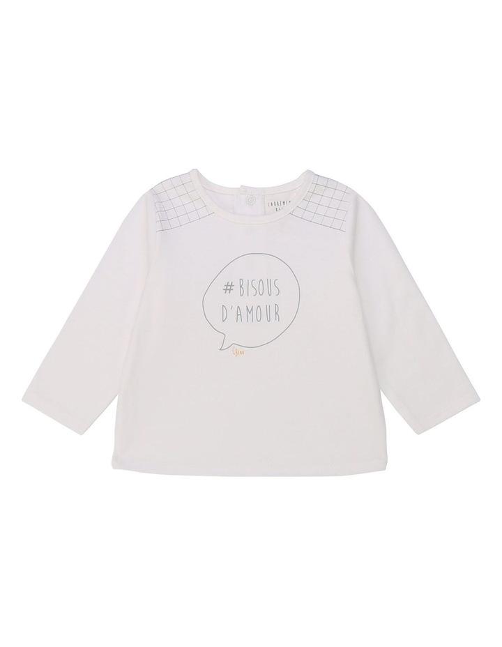 Carrement Beau Cotton Jersey T-shirt image 1