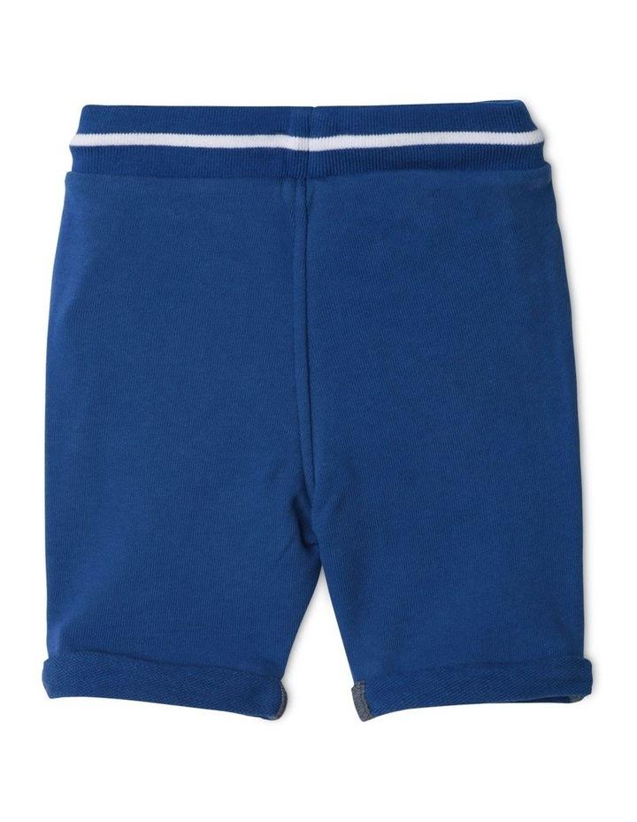 Suede Fleece Shorts image 2