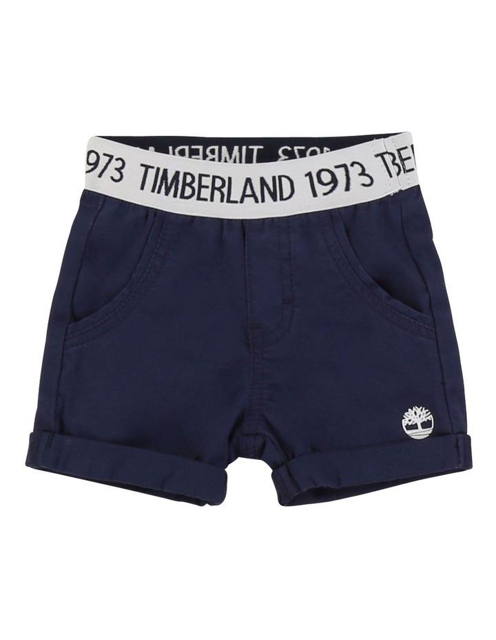 Stretch Twill Bermuda Shorts image 1