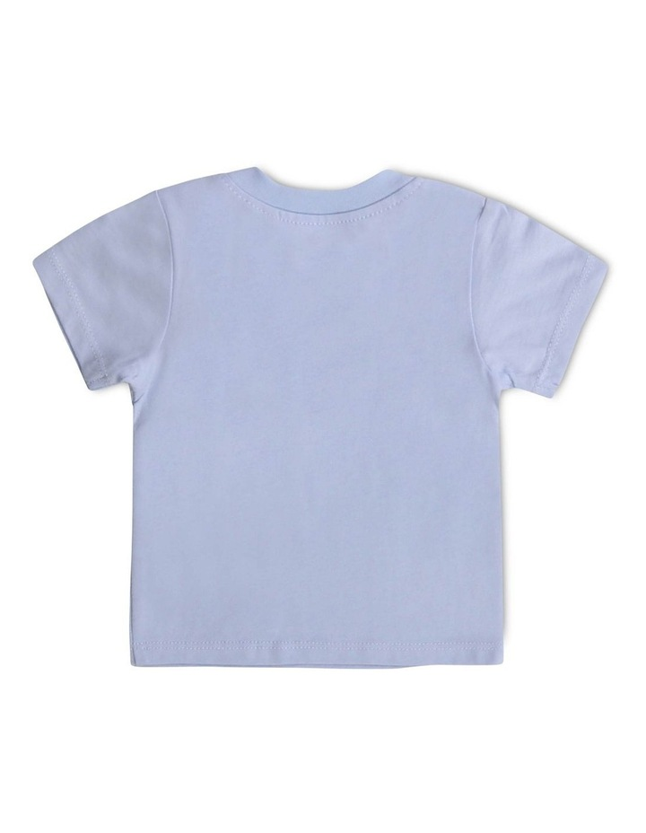 Cotton T-Shirt With Print image 2