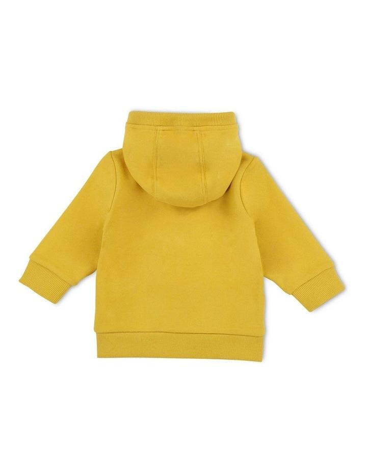 Hooded Fleece Cardigan image 2