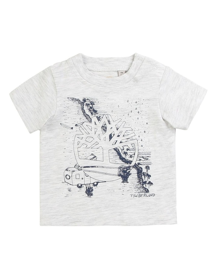 Cotton T-Shirt with Print image 1