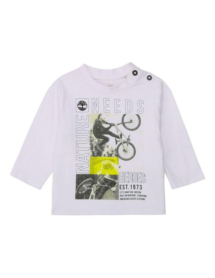 Organic Cotton Jersey T-shirt image 1