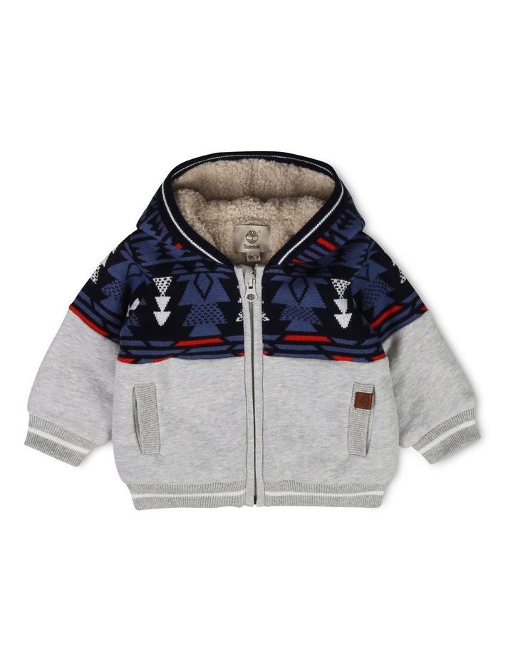 Timberland-Hooded Cardigan image 1