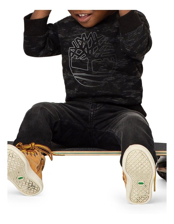 Timberland-Camo Printed  Fleece Sweatshirt image 3