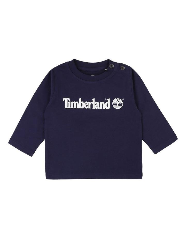 Timberland-Organic Cotton Jersey T-shirt image 1