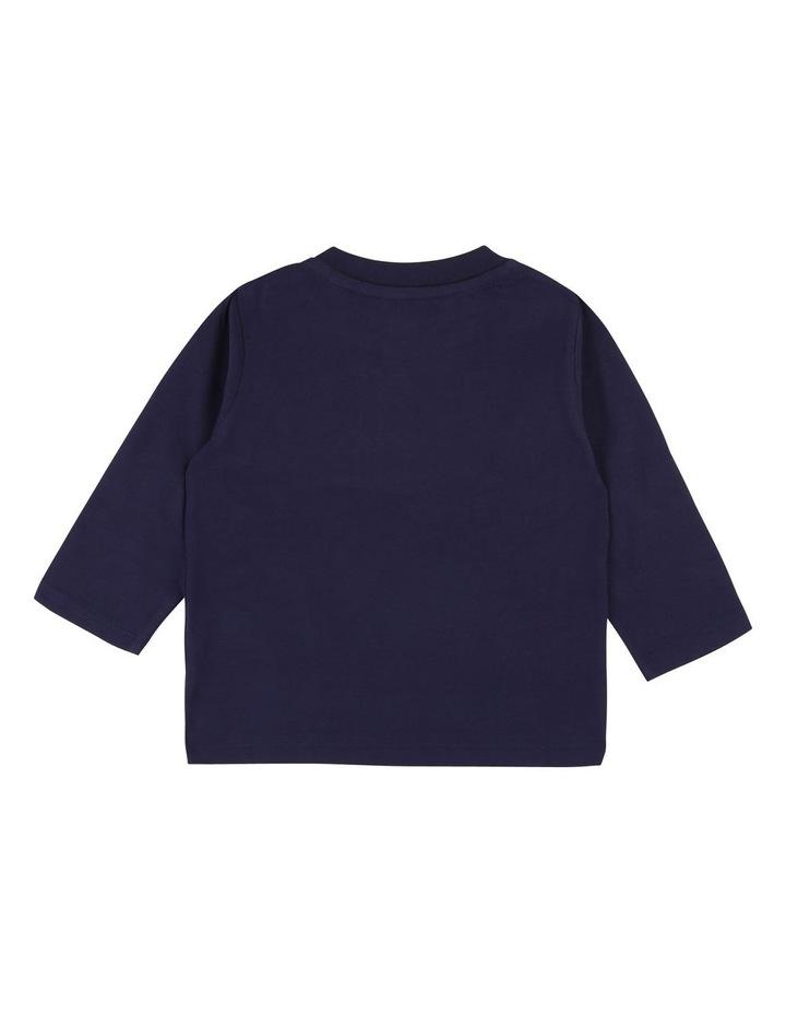 Timberland-Organic Cotton Jersey T-shirt image 2