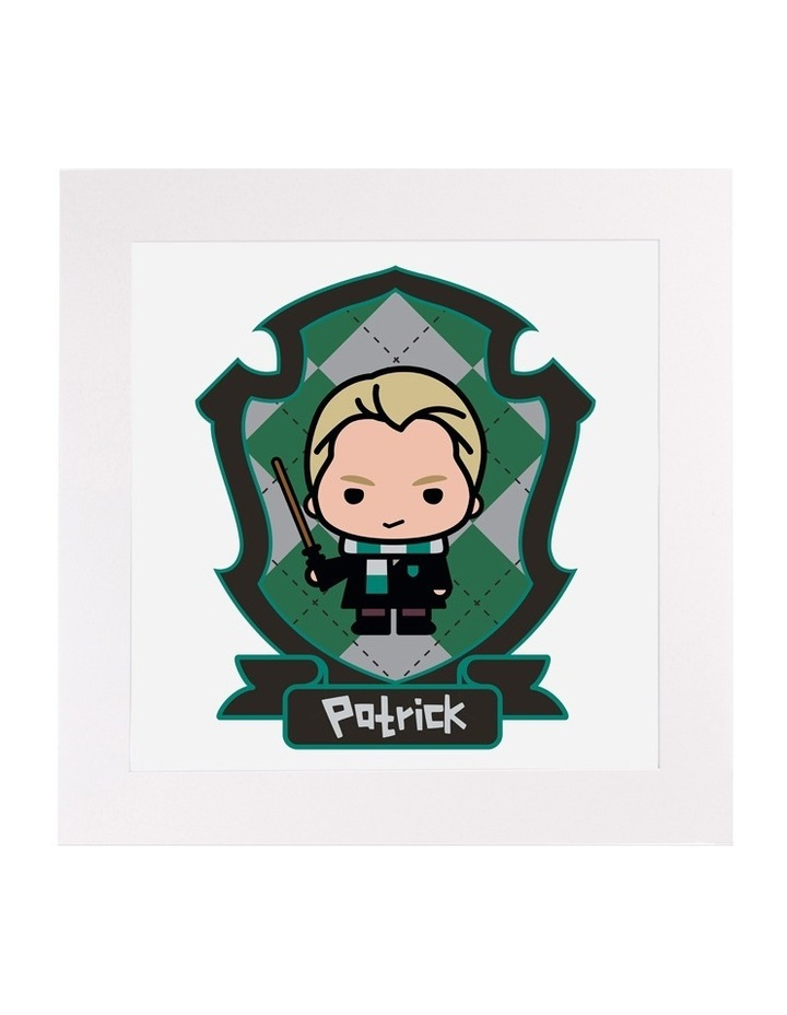Personalised Framed Art HP-Malfoy image 4