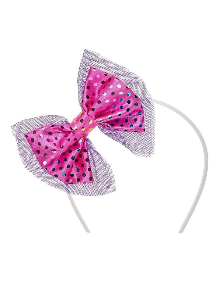 Pink Dot Headband image 1