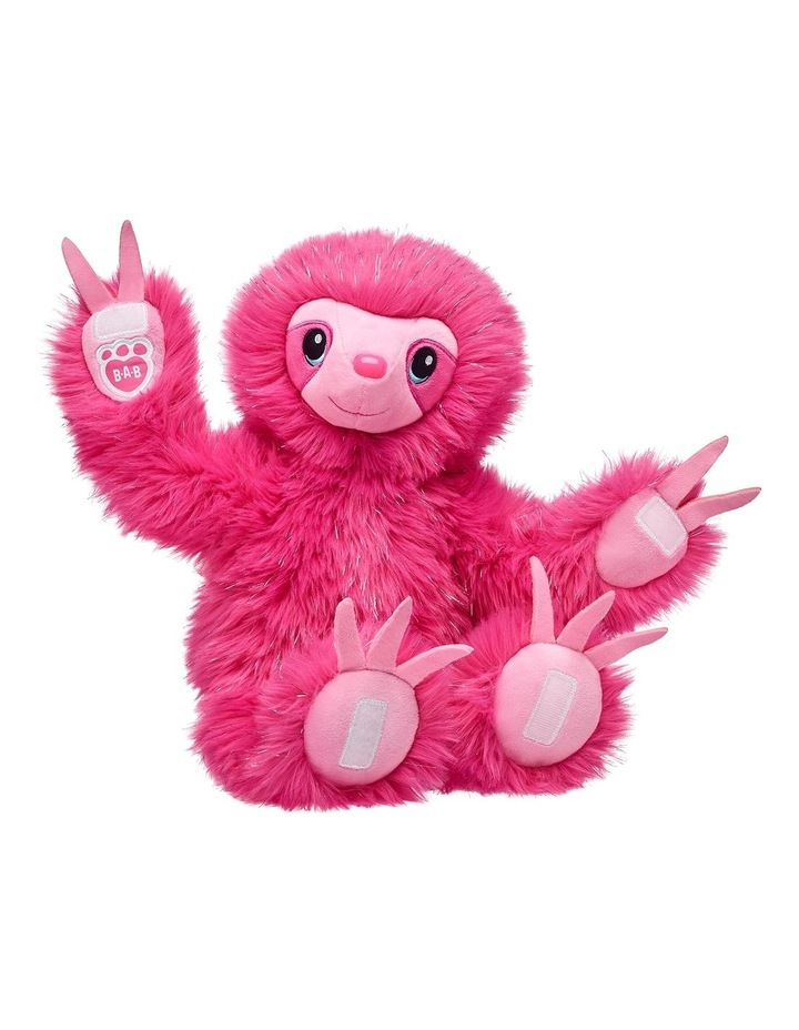 Pink Fuzzy Sloth image 1