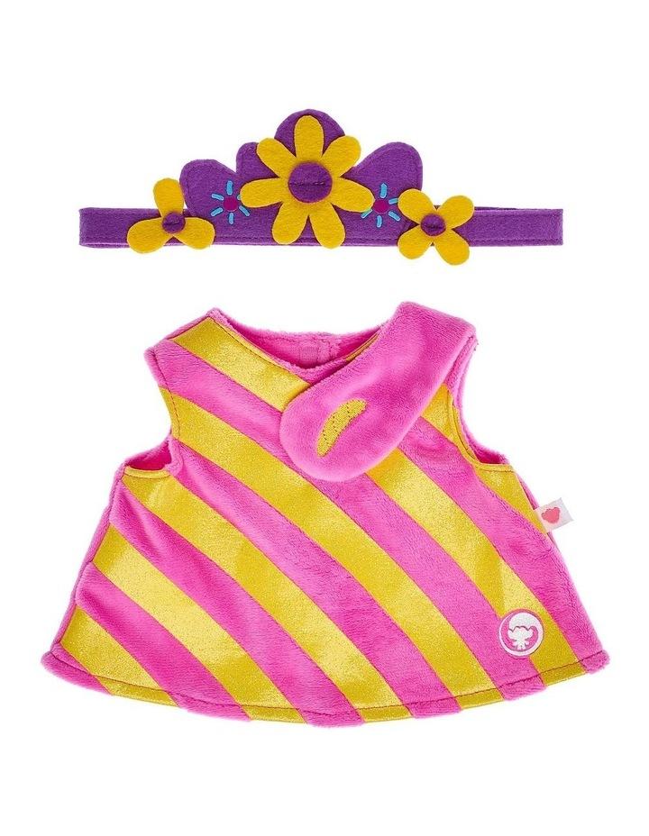 Dreamworks Trolls Poppy Dress & Headband image 1
