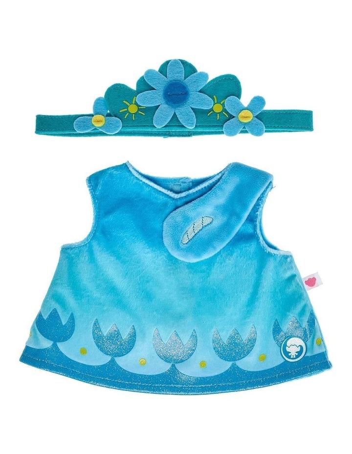 Dreamworks Trolls Poppy Blue Dress image 1
