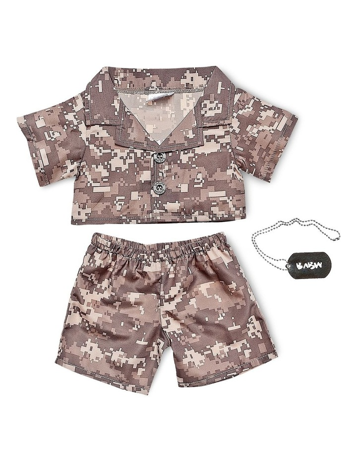 Khaki Camo Uniform image 1