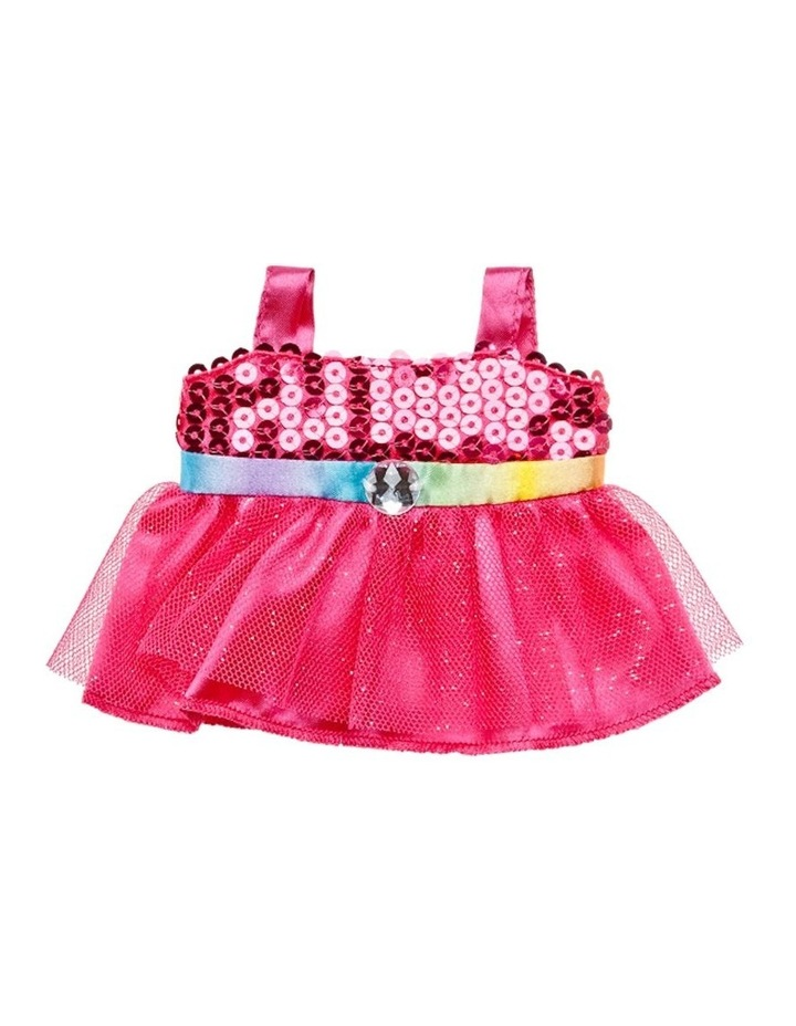 BB Fancy Fuchsia Dress image 1