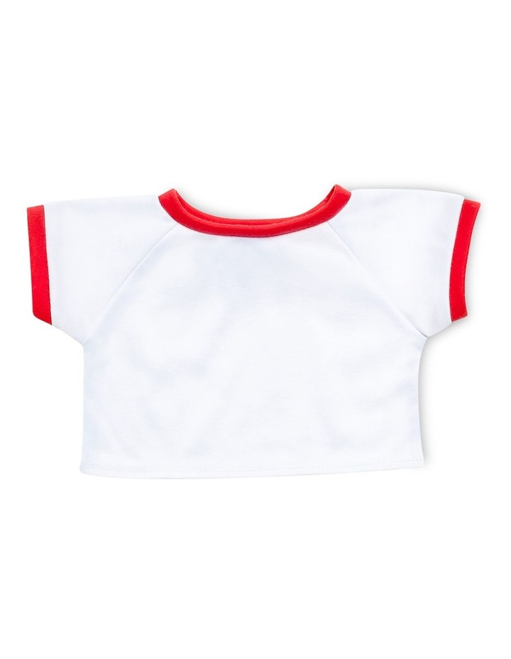 Red Ringer Tee image 1